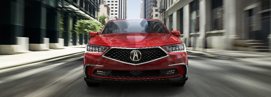 2018 Acura RLX Release Date and New Features