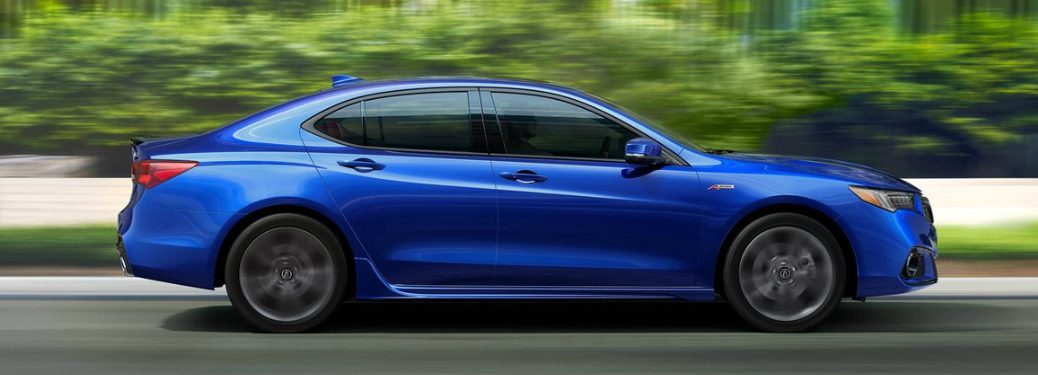 2018 Acura TLX A-Spec Walk-Around, Test Drive and Review