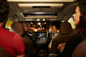 Safety features in the 2016 Toyota Sienna