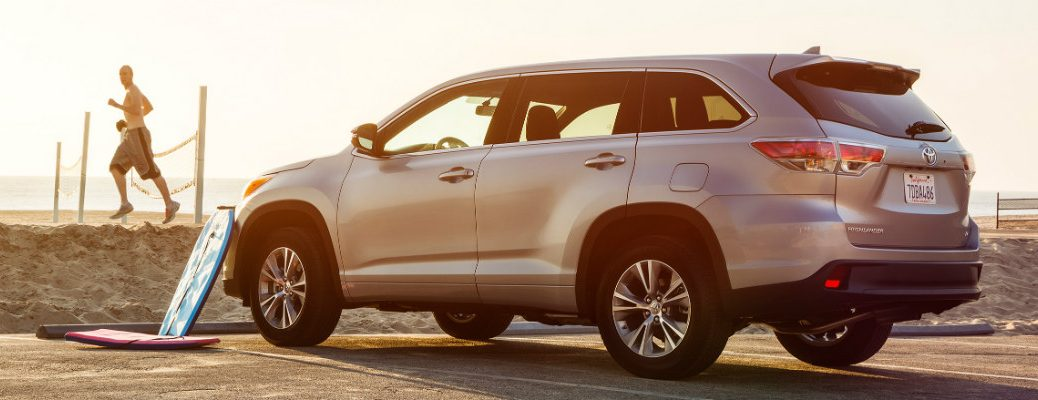 Can the 2016 Toyota Highlander tow a trailer?