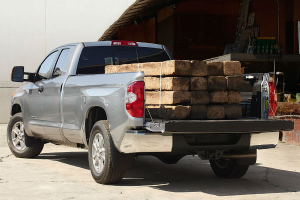 Towing Capacity for the 2016 Toyota Tundra