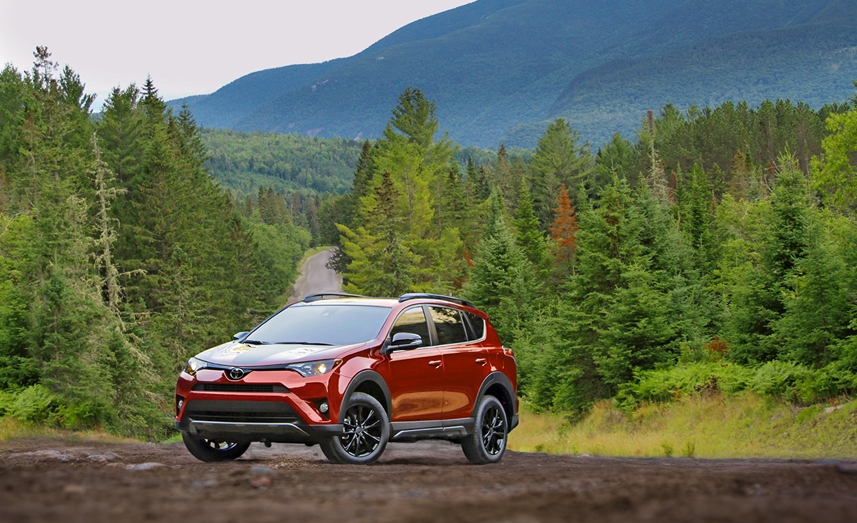 When does the 2018 Toyota RAV4 Adventure come to Tennessee?