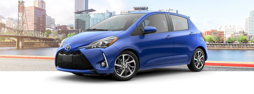 What's new for the 2018 Toyota Yaris?