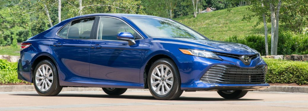 2018 Toyota Camry near Oak Ridge, TN