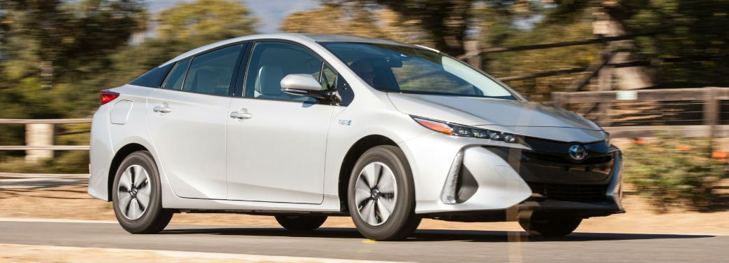 How long does it take to charge the 2017 Prius Prime?