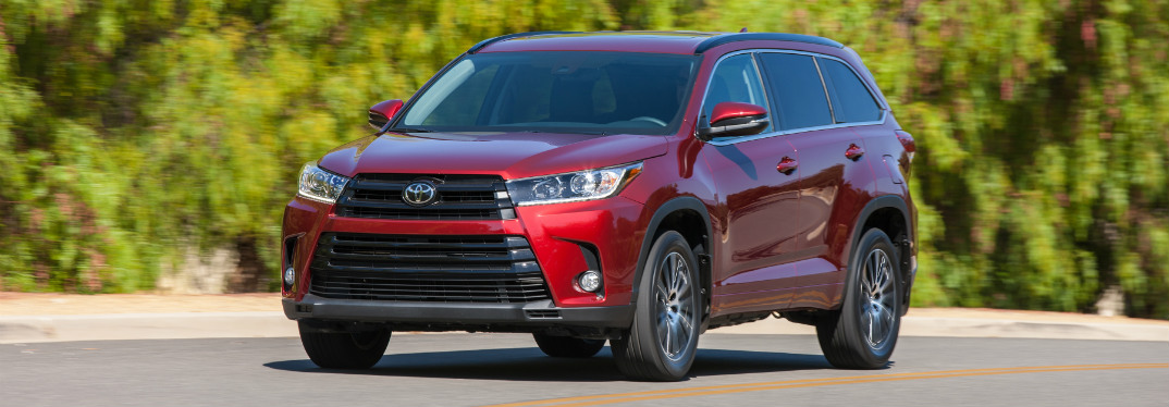 Which Toyota vehicles come with All-Wheel Drive?