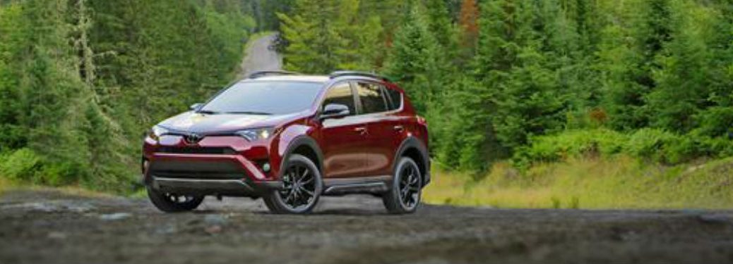 2018 Toyota RAV4 Adventure Pricing Options