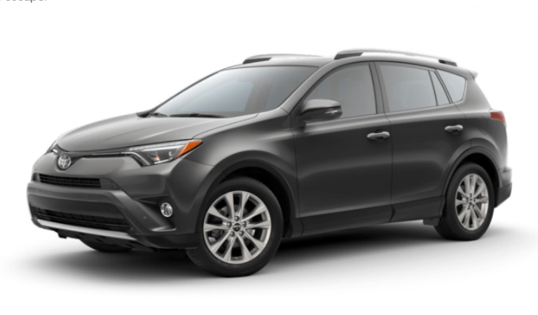 2018 Toyota RAV4 in Magnetic Gray Metallic