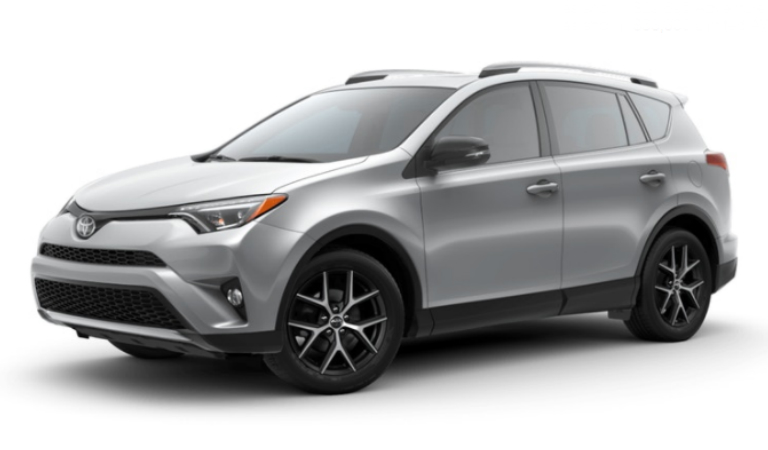 2018 Toyota RAV4 in Silver Sky Metallic