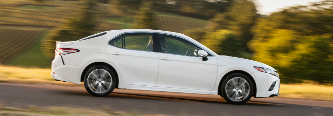 2018 Toyota Camry Receives Highest Safety Award from IIHS