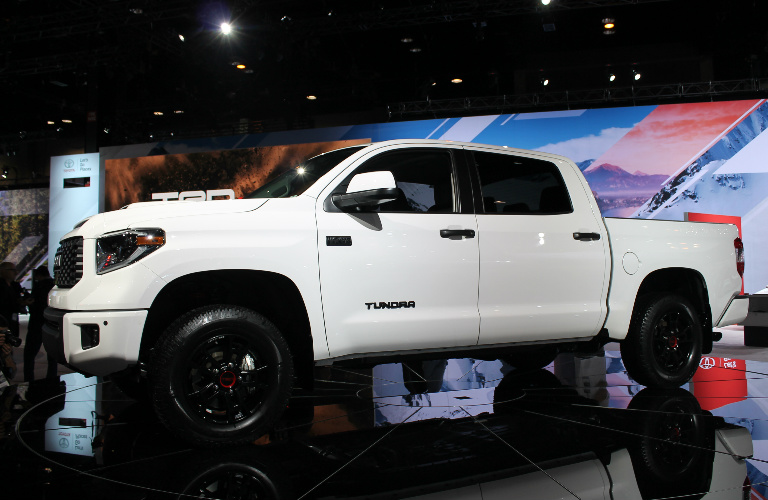 2019 Toyota Tundra TRD Pro at the Chicago Auto Show