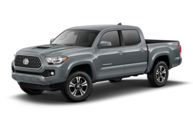 2018 Toyota Tacoma in Cement
