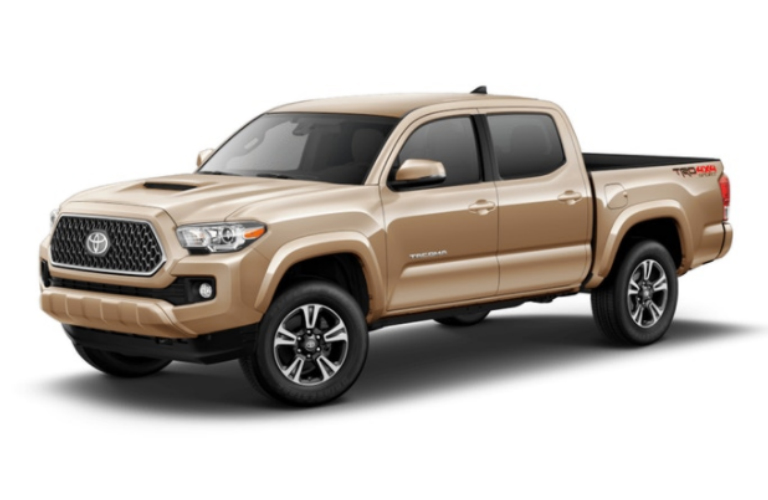 2018 Toyota Tacoma in Quicksand