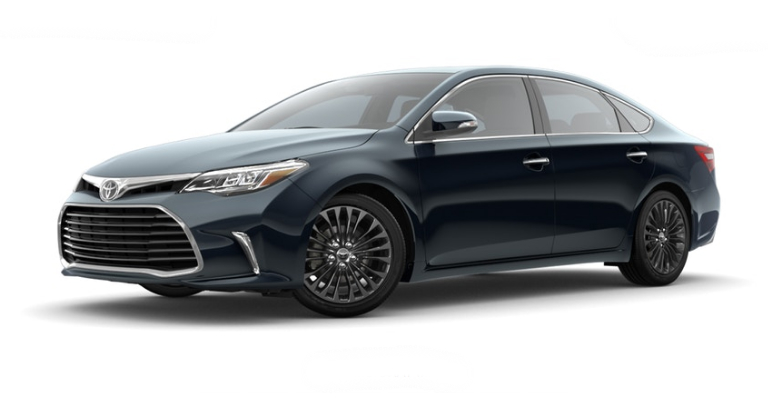 2018 Toyota Avalon in Cosmic Gray Mica