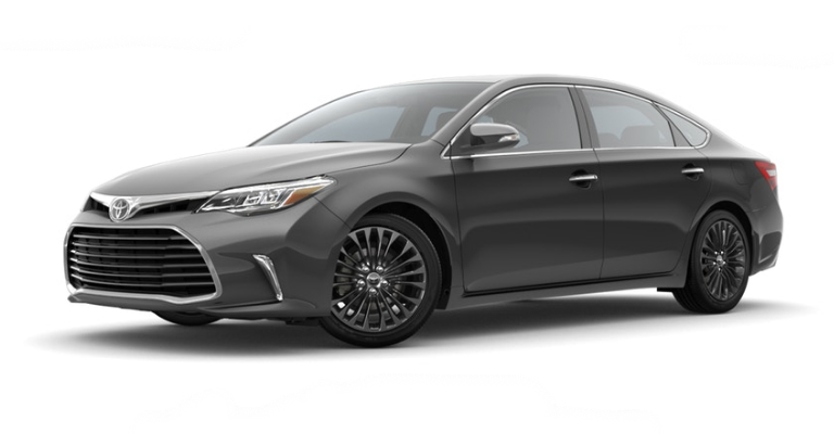 2018 Toyota Avalon in Magnetic Gray Metallic