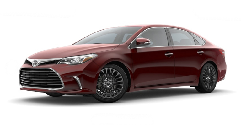 2018 Toyota Avalon in Ohh La La Rouge
