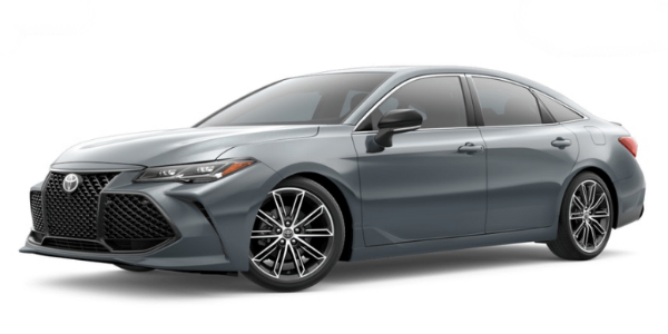 2019 Toyota Avalon in Harbor Gray Metallic