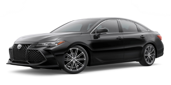 2019 Toyota Avalon in Midnight Black Metallic