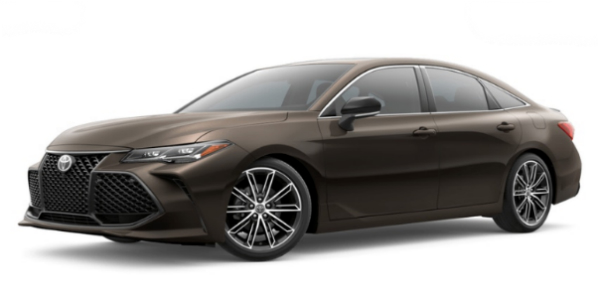 2019 Toyota Avalon in Brownstone