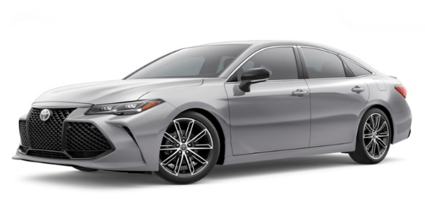 2019 Toyota Avalon in Celestial Silver Metallic