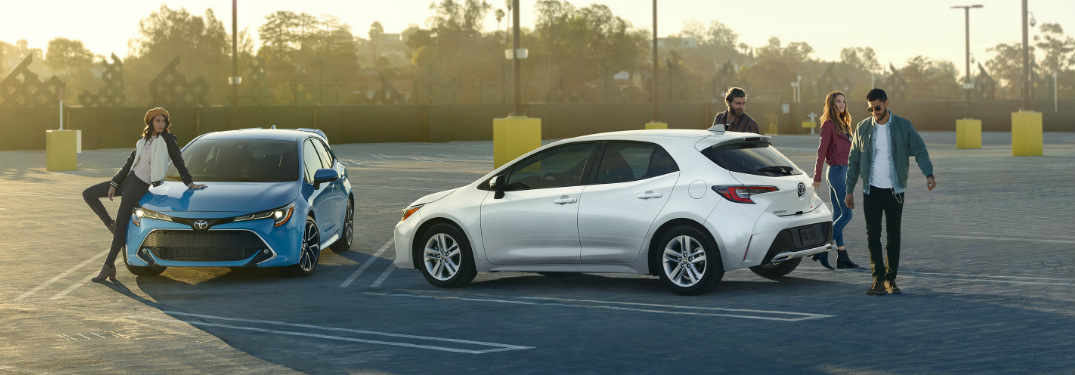2019 Toyota Corolla Hatchback Trim Level Features and Review