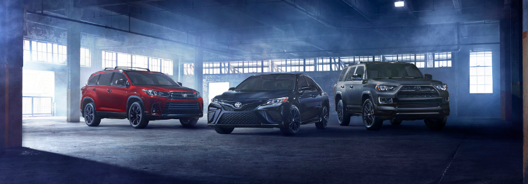 Toyota To Release New 2019 Packages at Los Angeles Auto Show