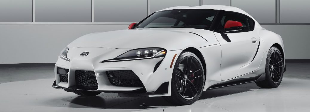 2020 Toyota Supra Launch Edition exterior