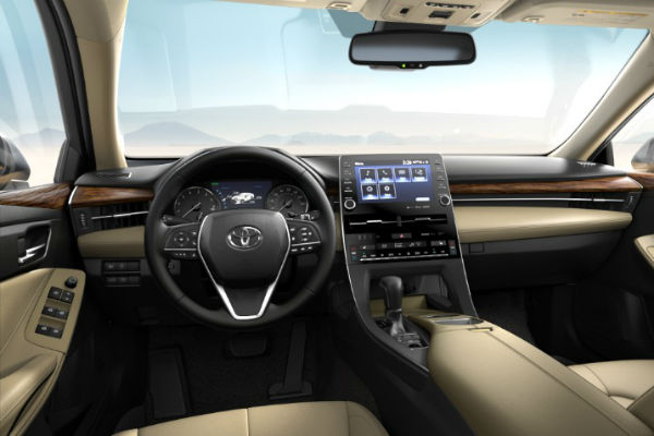 2019 Toyota Avalon SofTex Trim in Beige