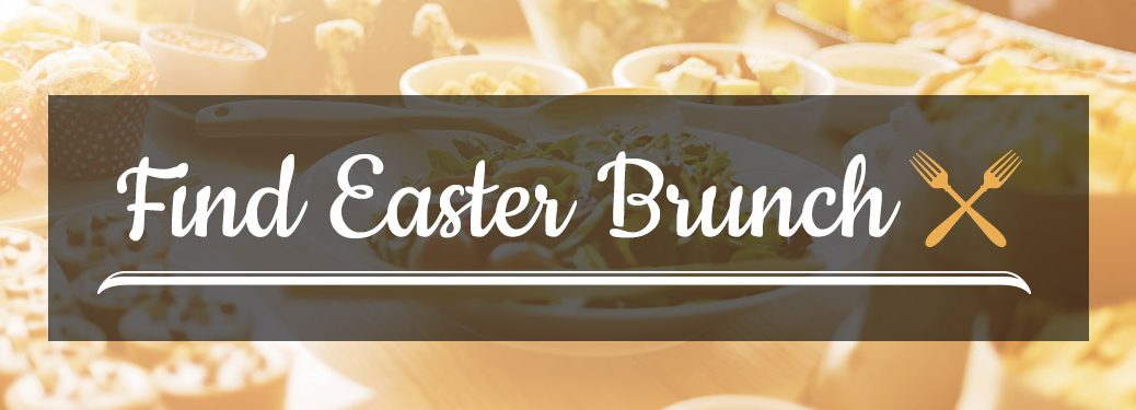 Find Easter Brunch knife and fork graphic