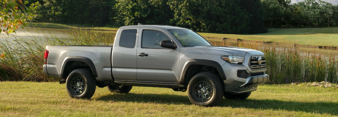 How much power does the 2019 Tacoma offer?