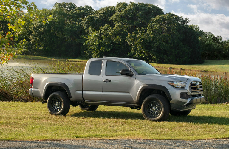 2019 Toyota Tacoma SX Package rear exterior