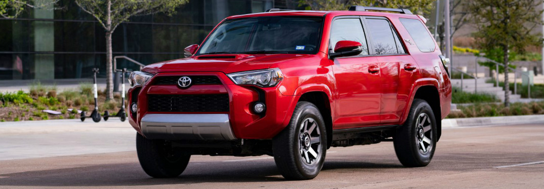 What accessories can I get for my Toyota 4Runner SUV?