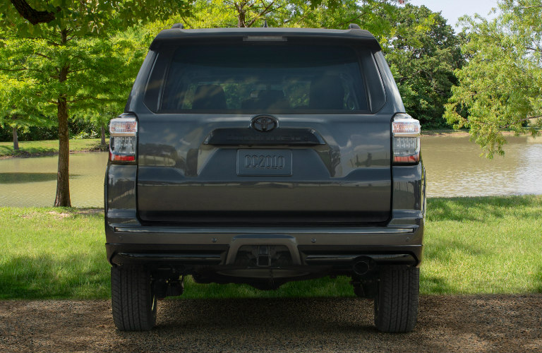 2019 Toyota 4Runner Limited Nightshade Edition rear exterior