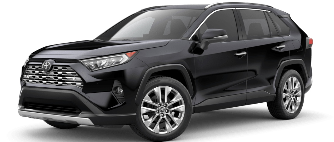 2020 Toyota RAV4 Midnight Black Metallic