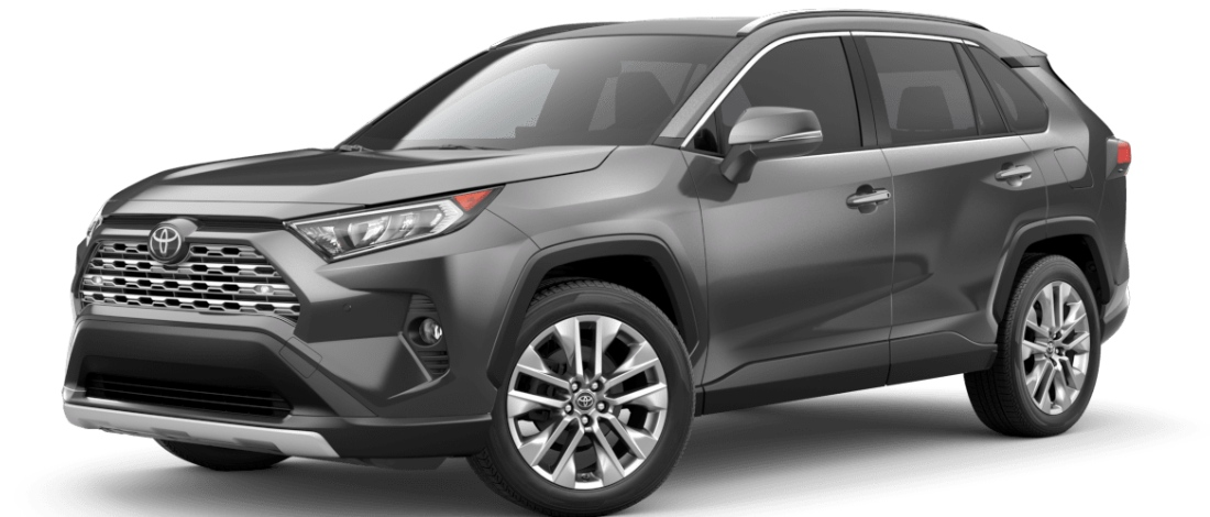 2020 Toyota RAV4 Magnetic Gray Metallic