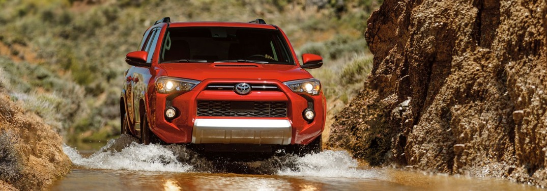 Head out on your next adventure in a 2020 Toyota 4Runner!