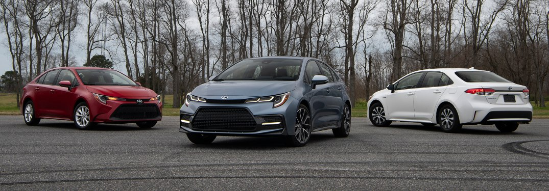 2020 Toyota Corolla and Corolla Hybrid are Seeing Green!