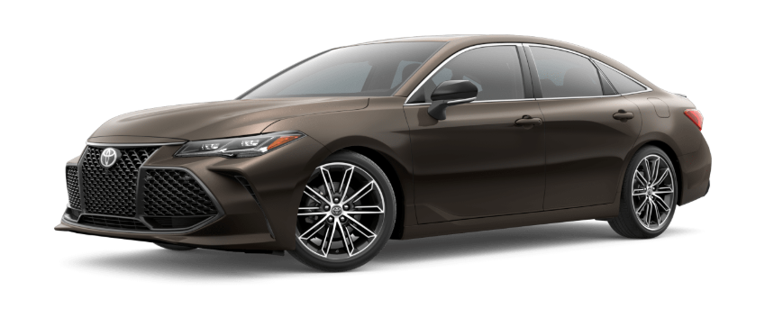 2020 Toyota Avalon Brownstone
