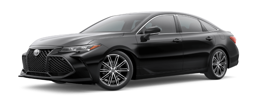 2020 Toyota Avalon Midnight Black Metallic