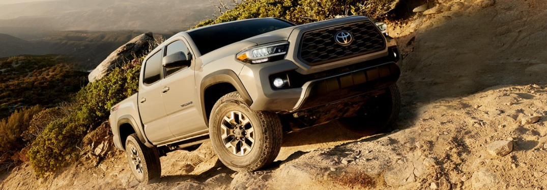 See the 2020 Toyota Tacoma from the comfort of your home!