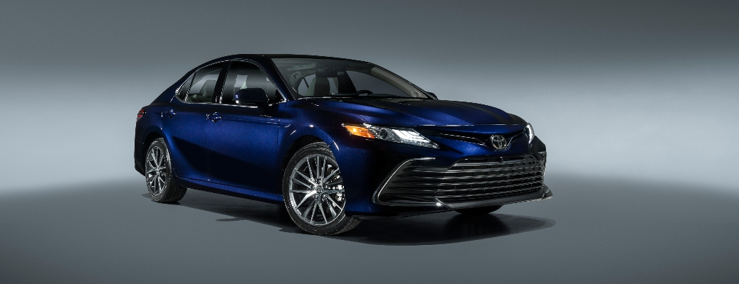 Toyota Safety Sense 2.5+ set to be standard on the 2021 Toyota Camry!