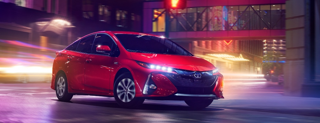 Stay safe and go many miles in the 2021 Toyota Prius Prime!
