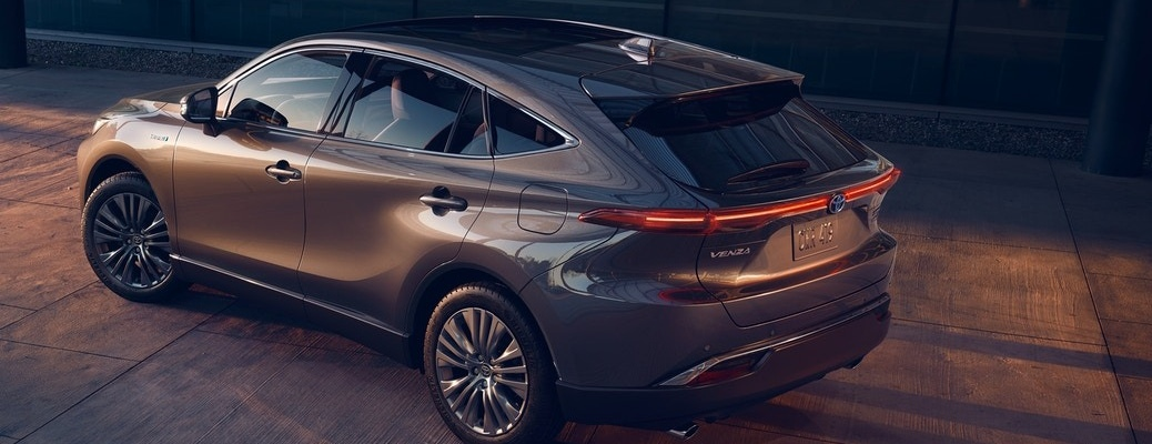 Thinking about purchasing the 2021 Toyota Venza? Here are five reasons you should!