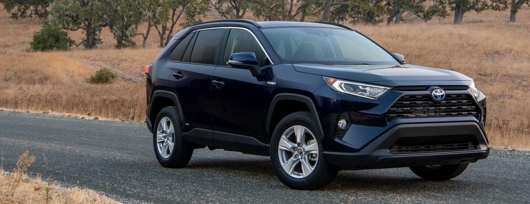 Meet the newest addition to the 2021 Toyota RAV4 family!