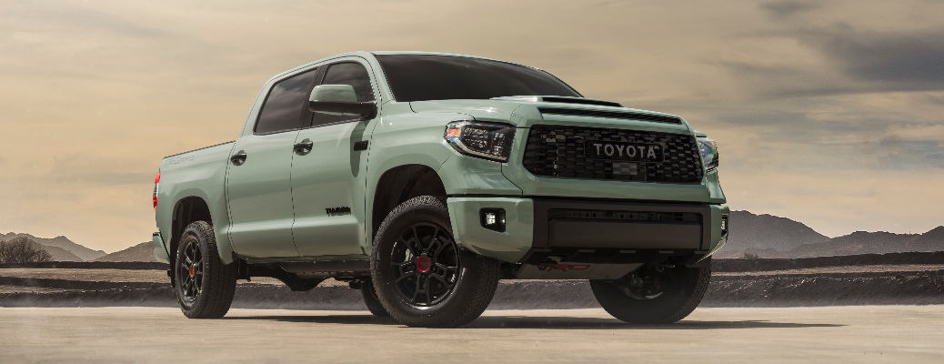 How much can the 2021 Toyota Tundra tow and haul?