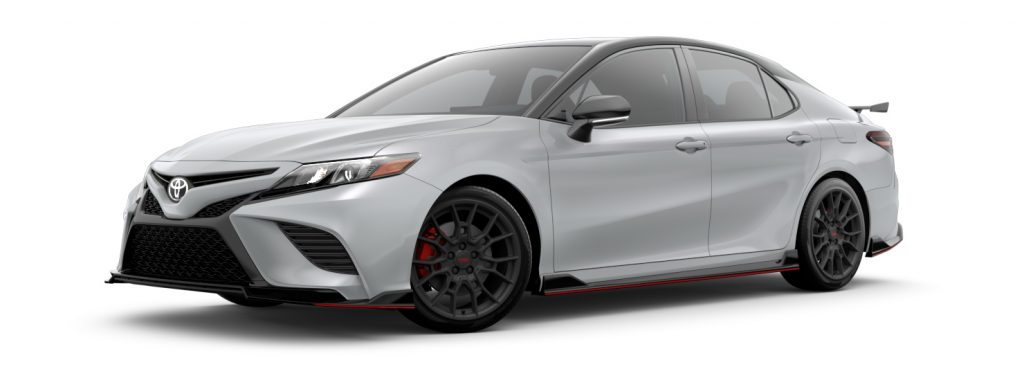 2021 Toyota Camry Ice Edge with Midnight Black Roof