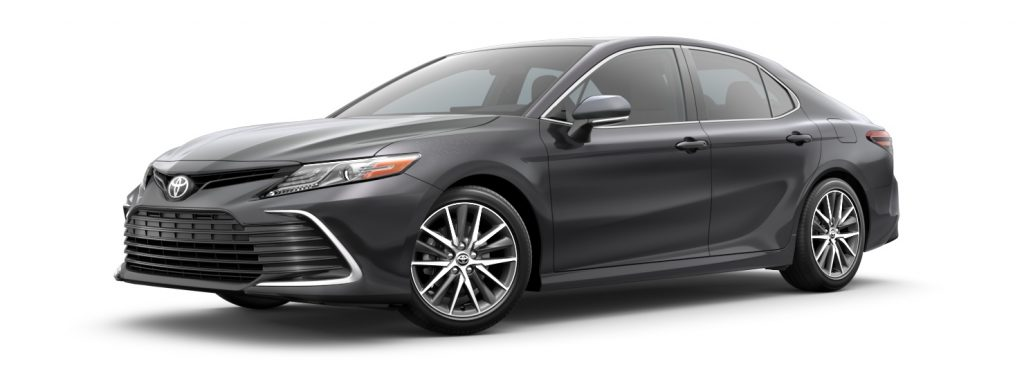 2021 Toyota Camry Predawn Gray