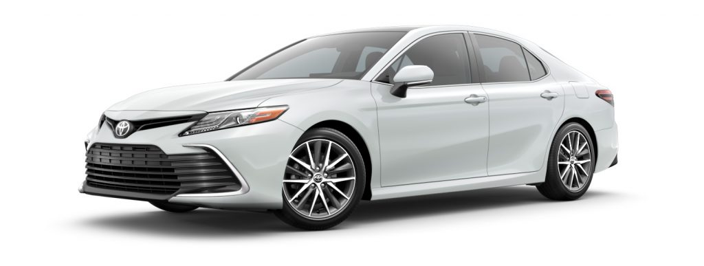 2021 Toyota Camry Wind Chill Pearl