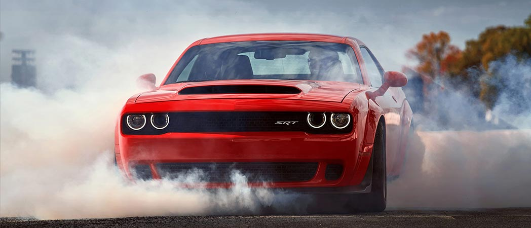 Dodge Challenger SRT Demon unleashed with many firsts