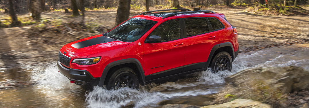 New Jeep Cherokee Makes its Debut